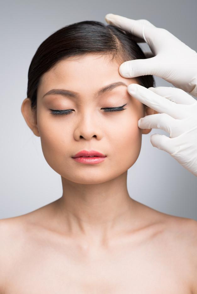 avaliação transplante de sobrancelhas