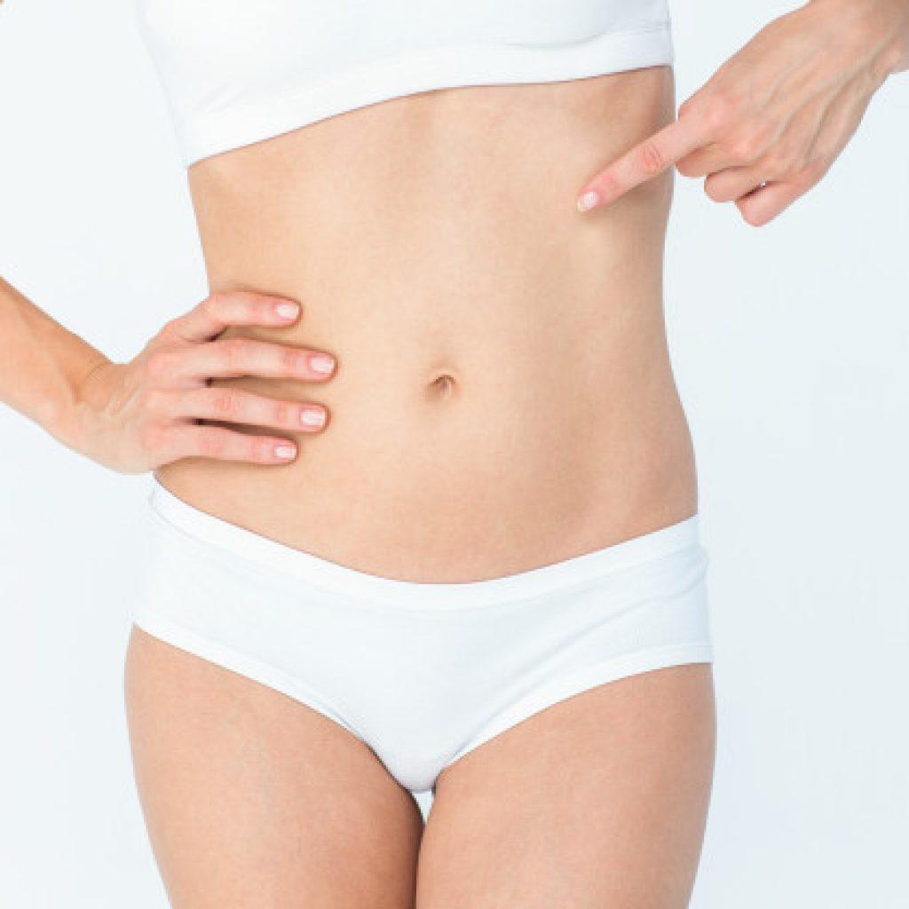 abdomen skin booster